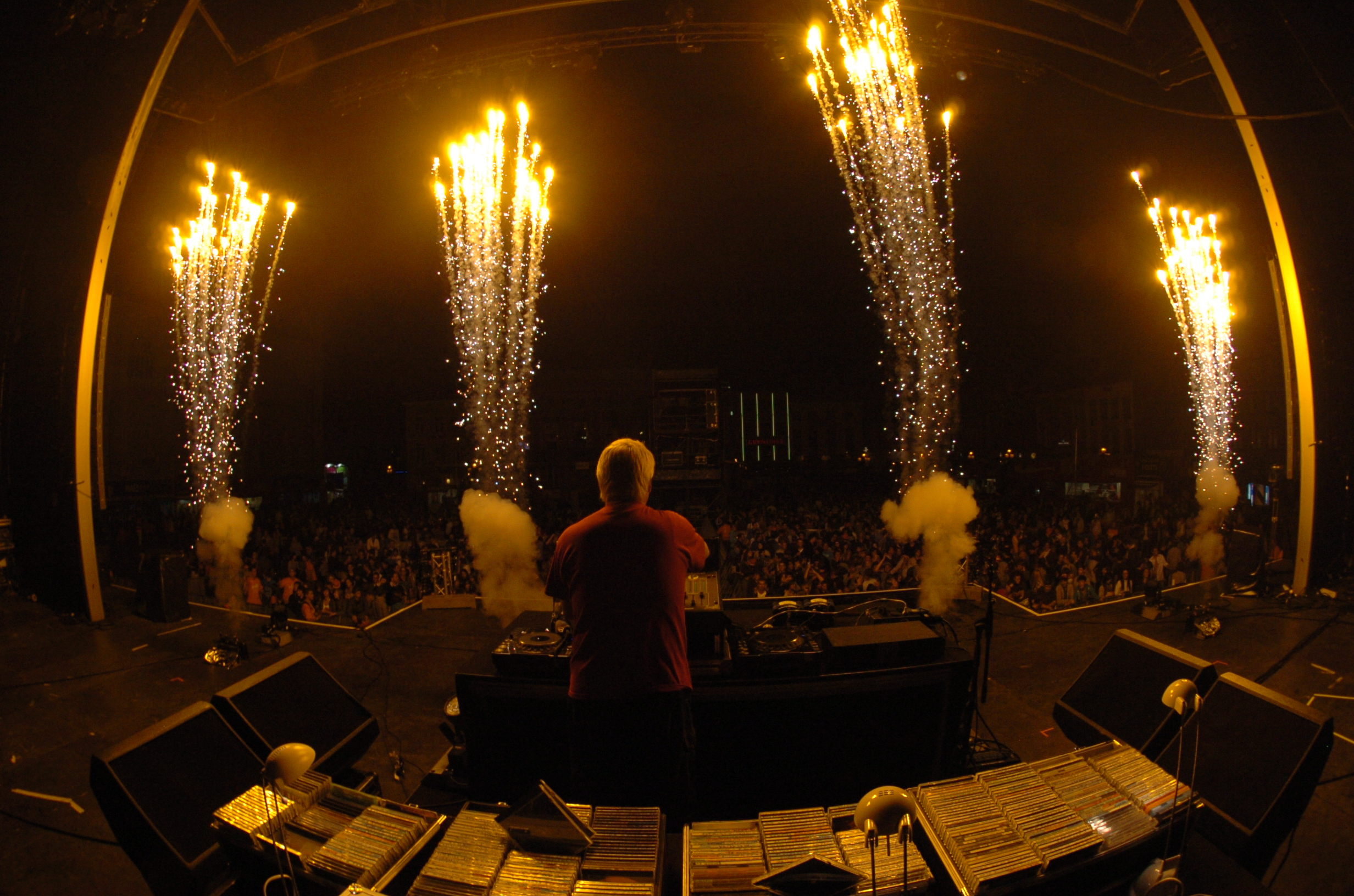 Stage Lighting Hire Ausfx Pyro Special Effects