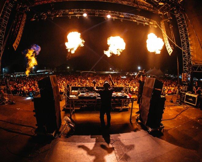 Flame - Eric Morillo
